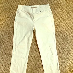 Liverpool white skinny jeans